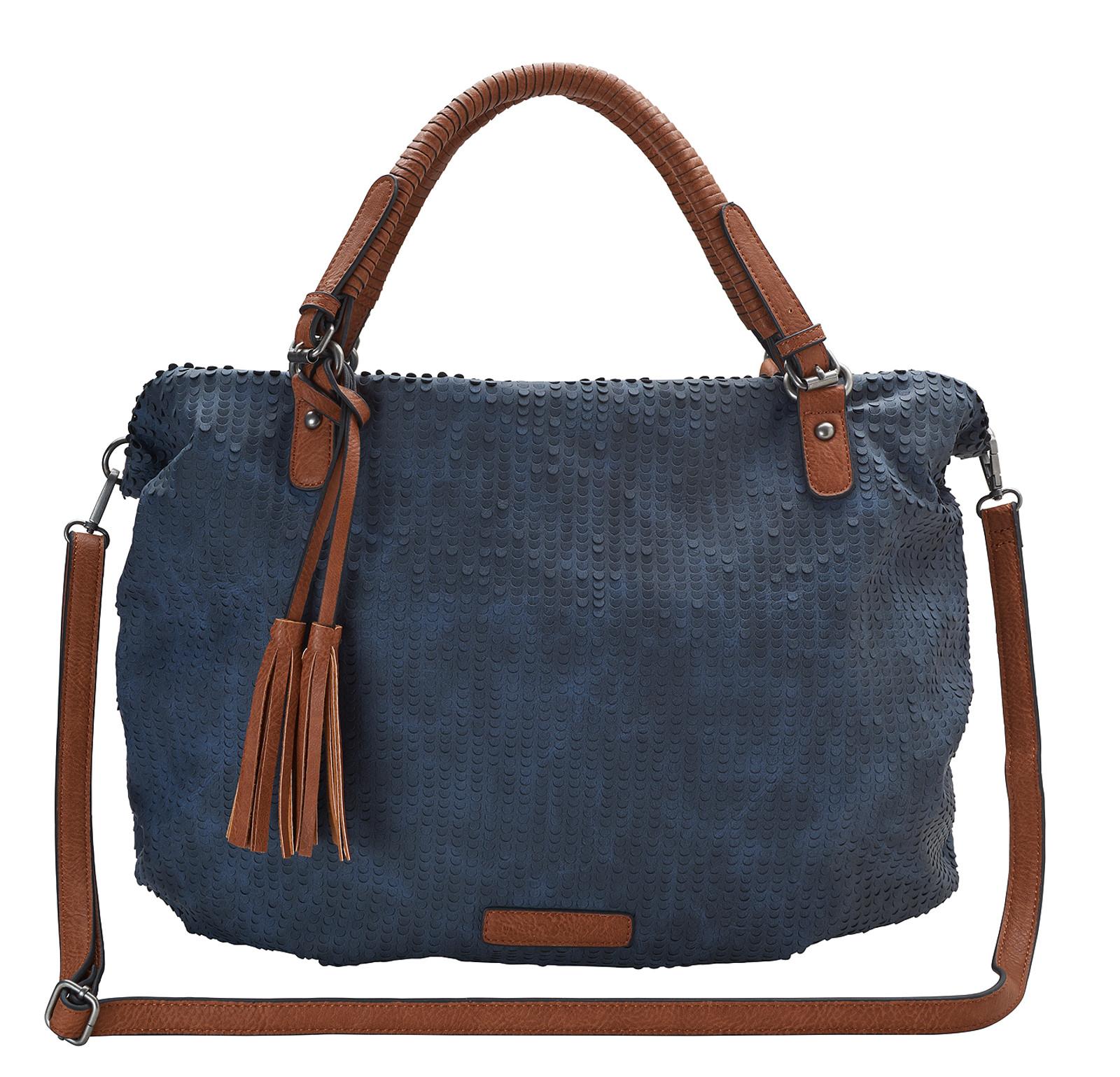 3230e494dc218 Marco Tozzi Handtasche Schultertasche Shopper 61101