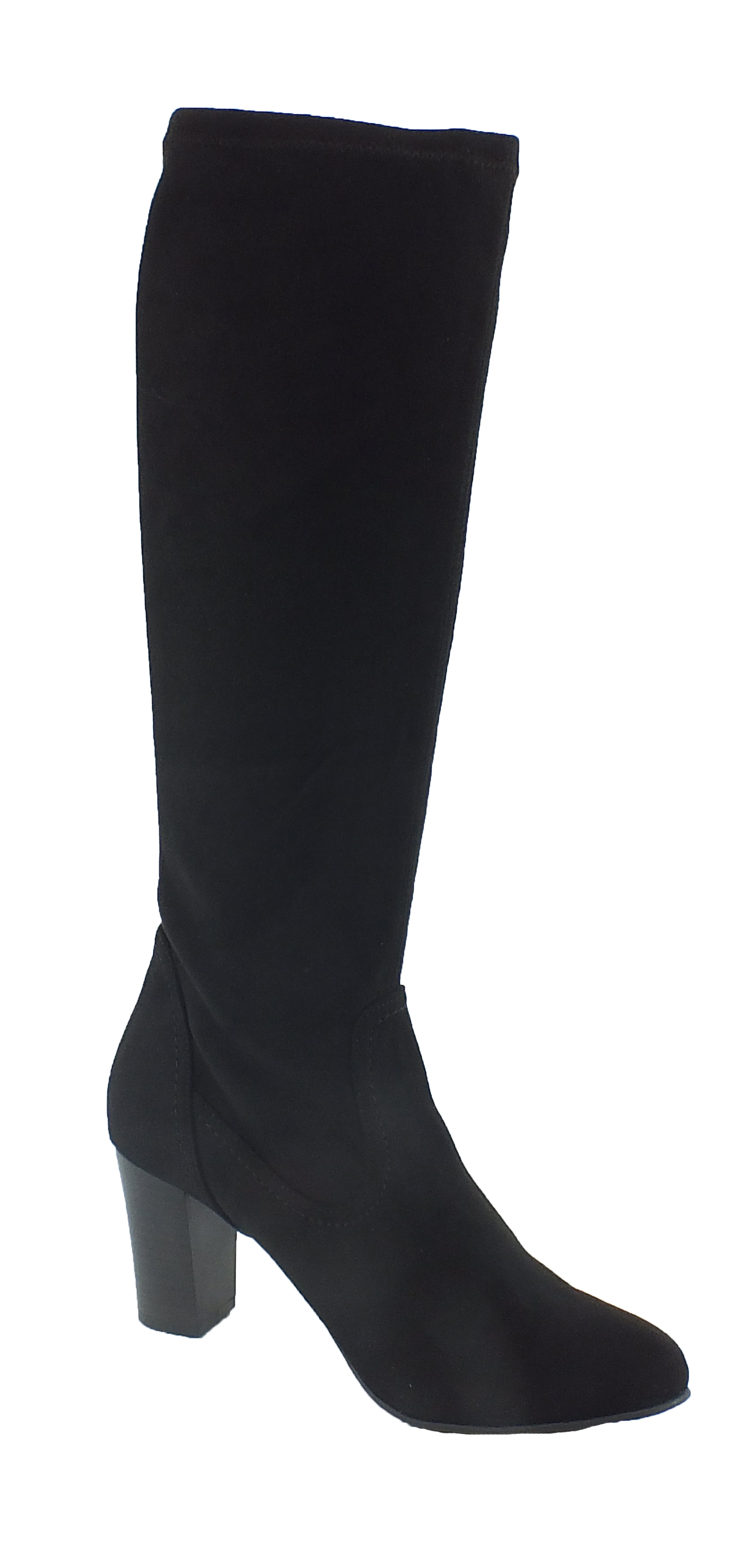 caprice stretch stiefel boots schwarz dehnbar 7427 ebay. Black Bedroom Furniture Sets. Home Design Ideas