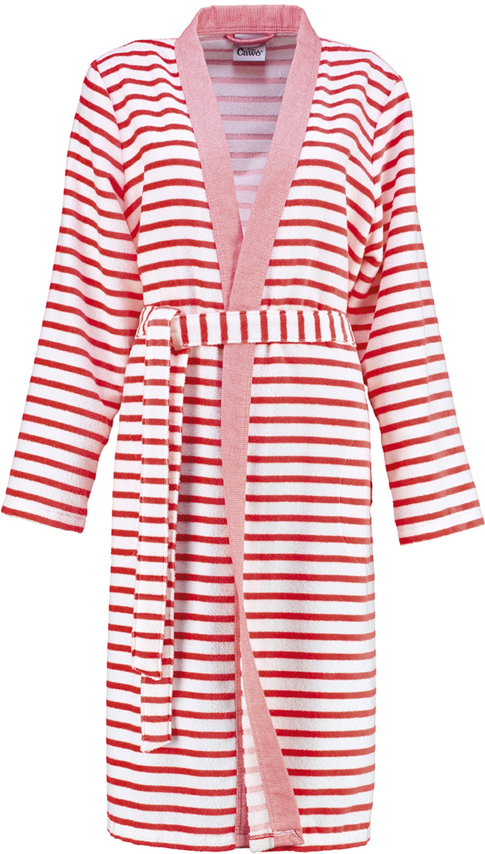 neue Version einzigartiger Stil Talsohle Preis Details zu Cawö Damen Bademantel Saunamantel Baumwolle 6595 26 ehemalige  UVP 109,90€